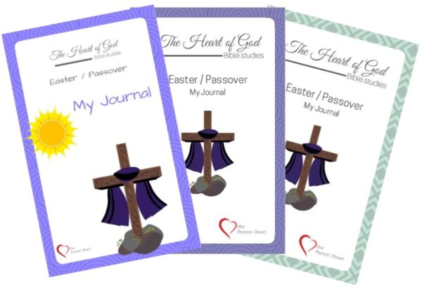 The Heart of God Journals