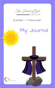 Easter bible program junior journal
